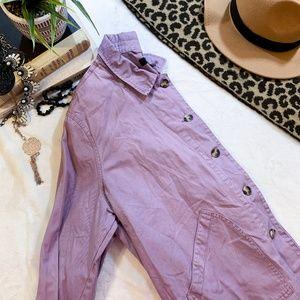 Purple a.n.a Jacket